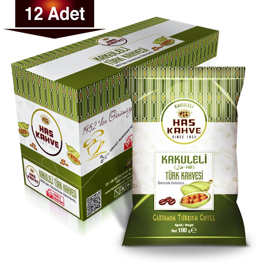 Cardamom Turkish Coffee