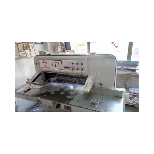 Programless Paper Cutting Machine