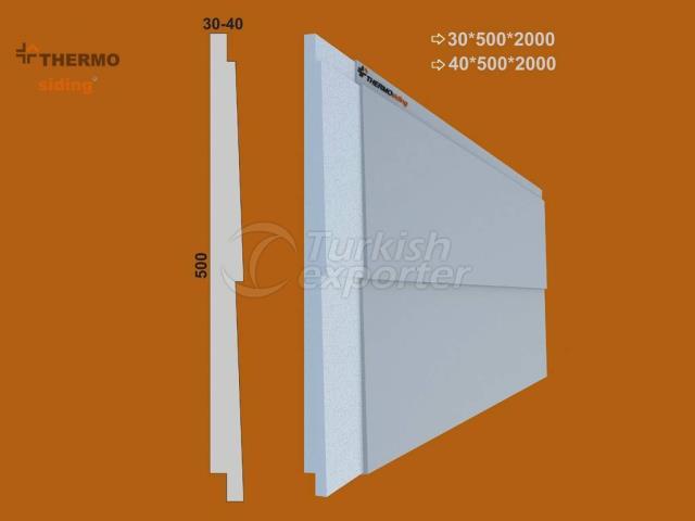 Facade Weatherboarding Yb01