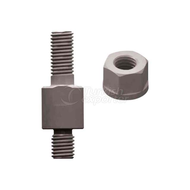 Flange Stud Bolts and Nuts