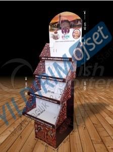 Karton Stand