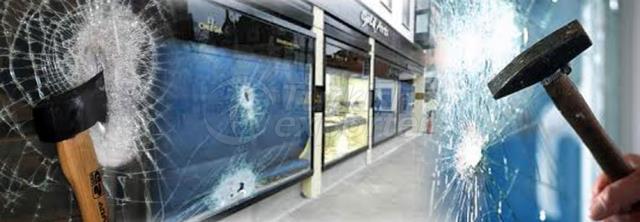 Impact Resistant Glas