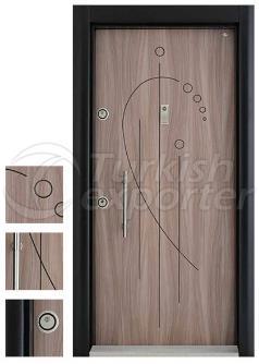 Steel Door E-005
