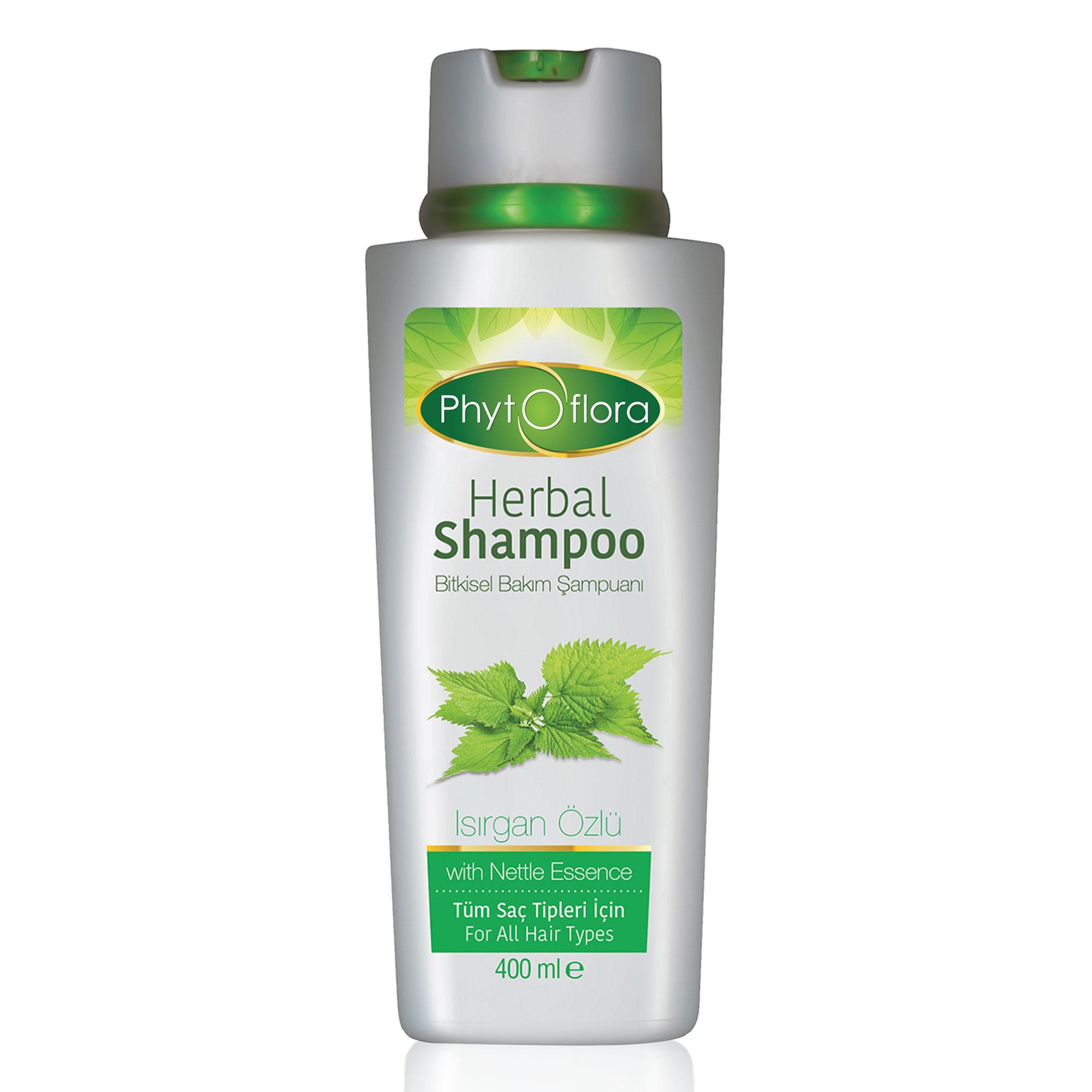 Nettles herbal shampoo