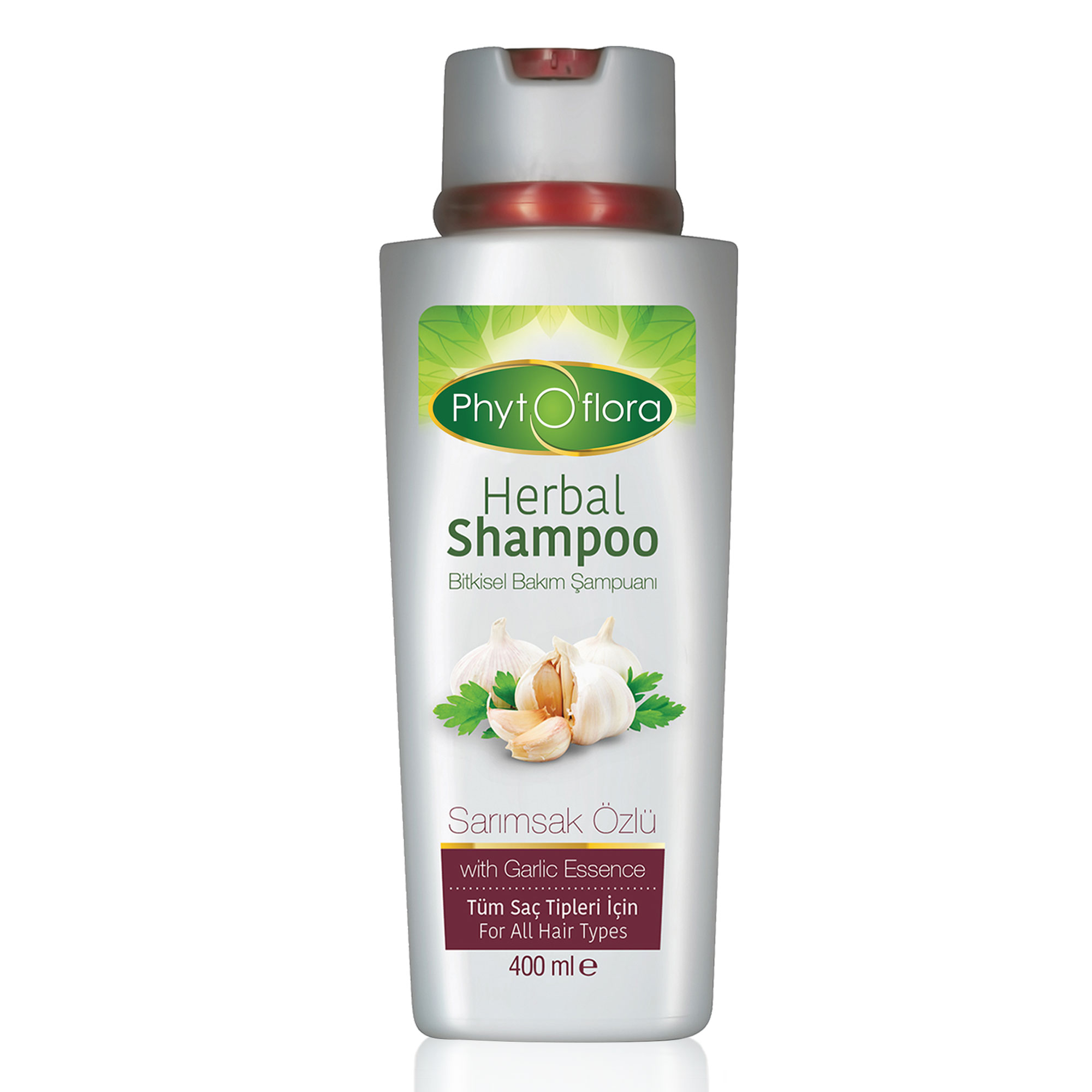 garlic herbal shampoo