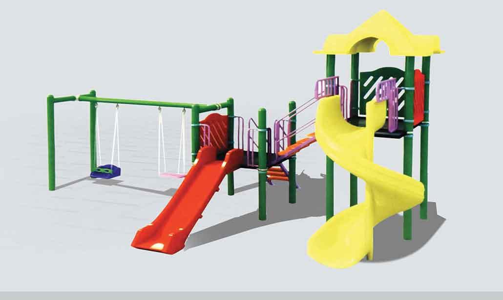 Playground Equipment TOY-03