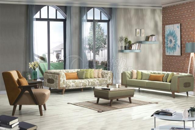 Conjunto de sofás de Barcelona