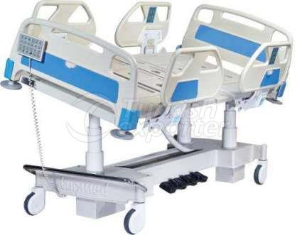5 Motor Patient Intensive Care Bed