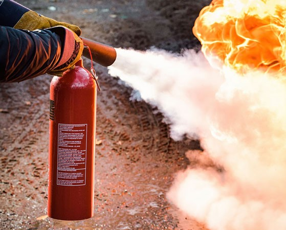 Aluminum Fire Fighting Cylinders