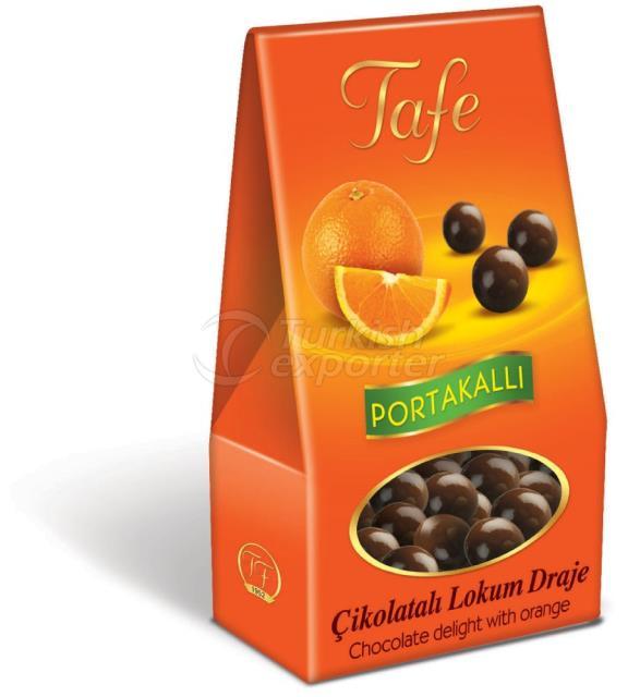 Delícia de Chocolate com Laranja 1246