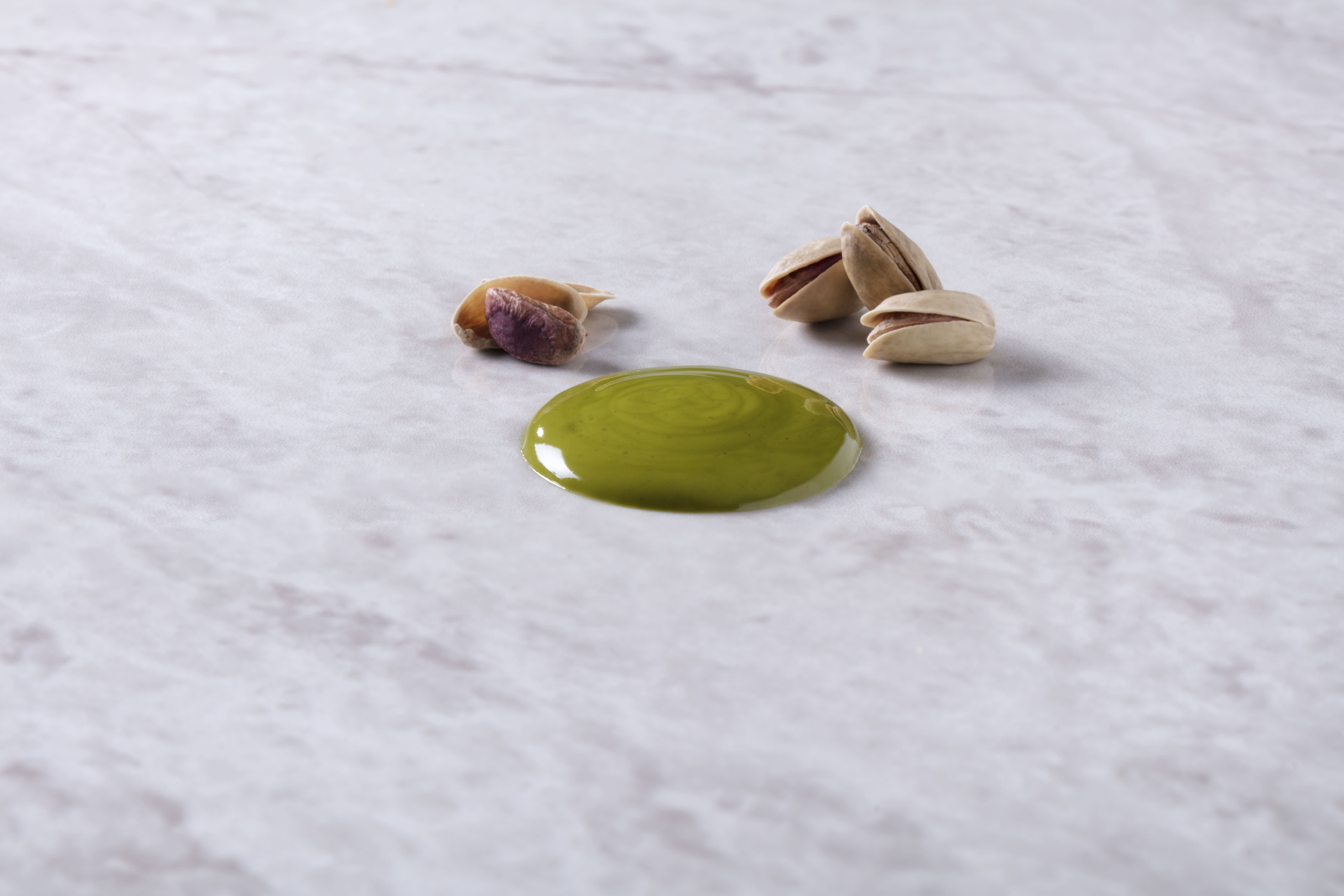 Pasta de pistacho verde perfecta
