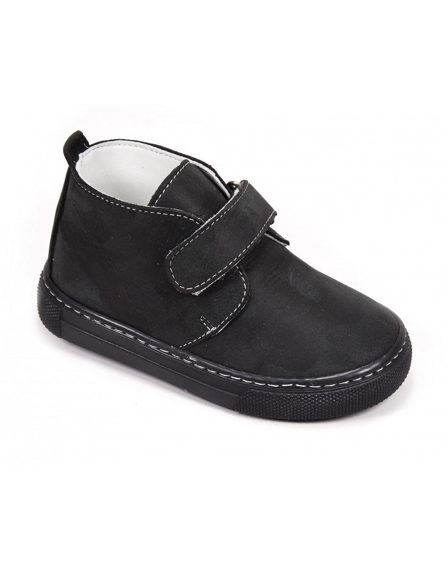 Günlük Deri Ayakkabı - Siyah