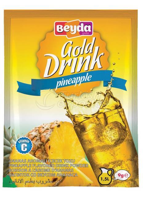 Pineapple Flavored Drink Powder