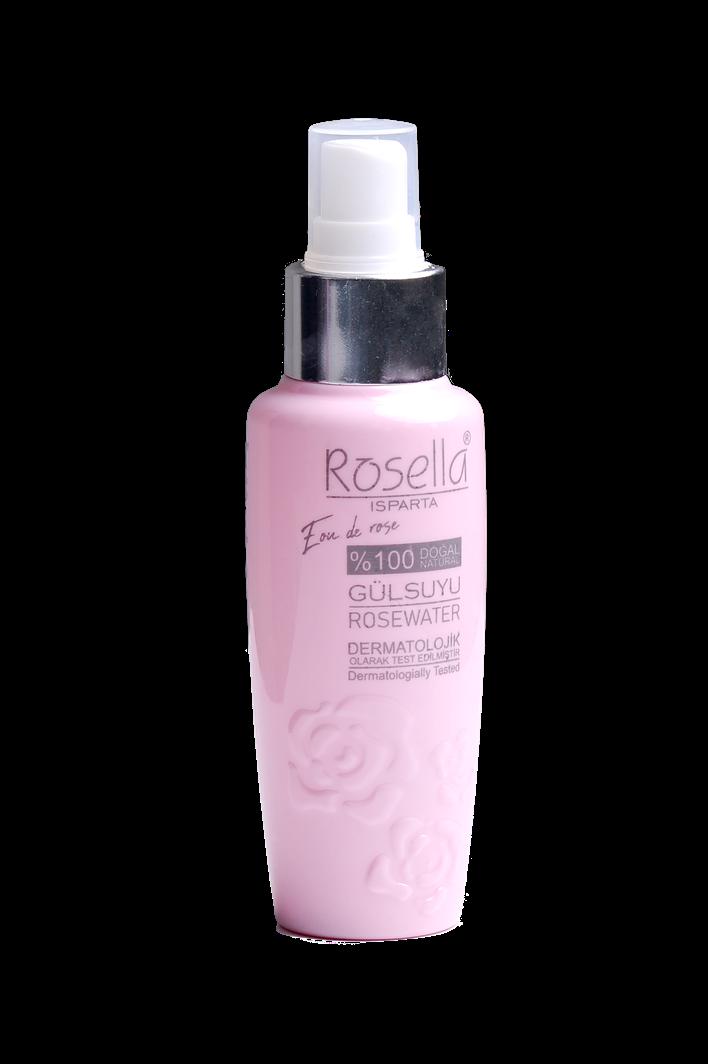 Natural Rose Water 110ml