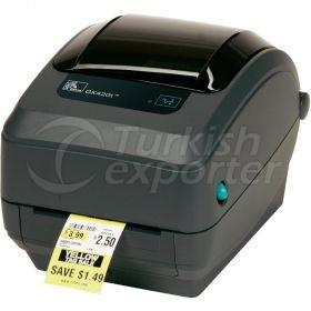 Zebra GK420T Barcode Printer