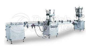 Full Automatic Aerosol Filling Machine