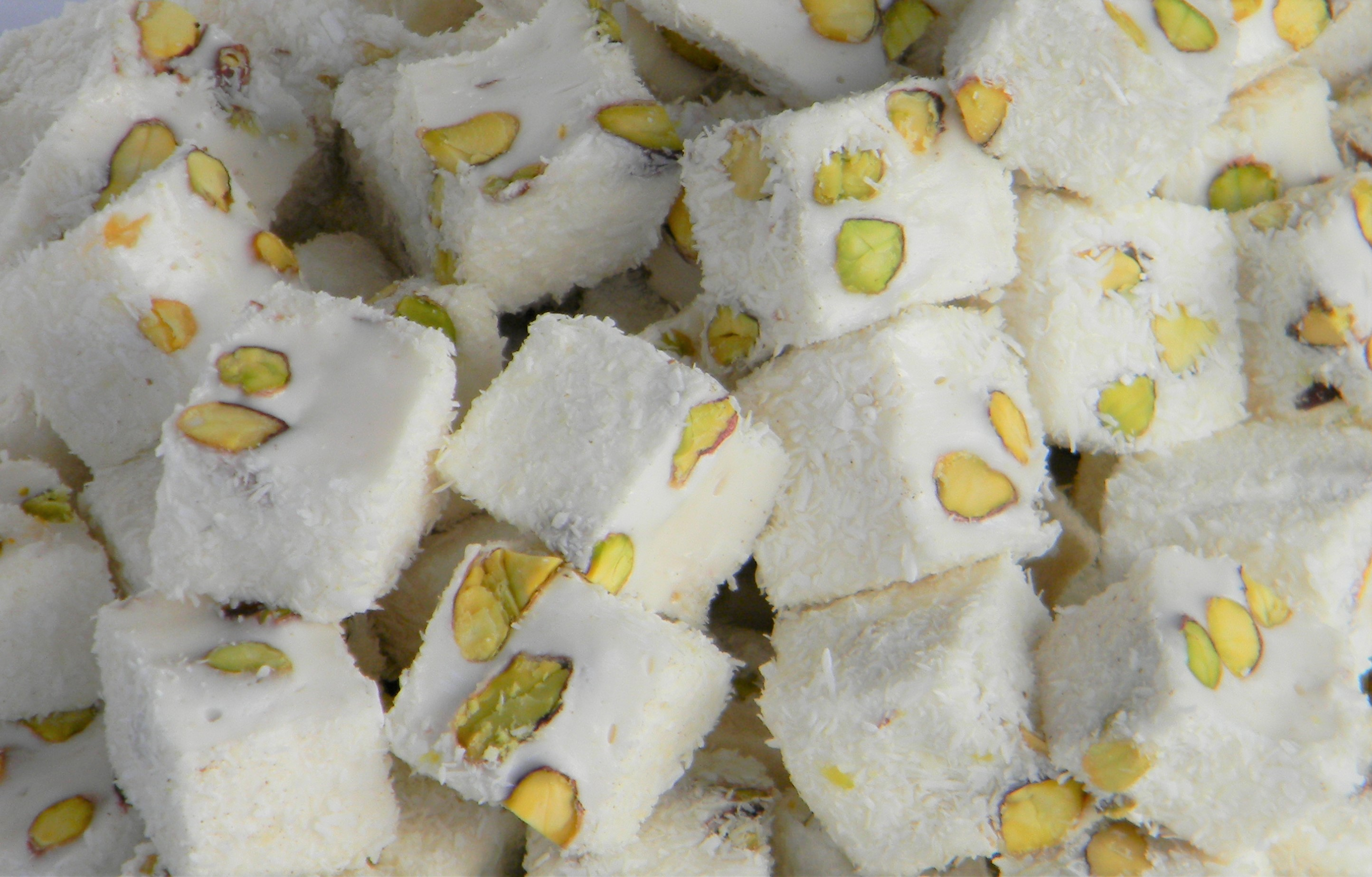 Princess Turkish Delight With Pistachio
