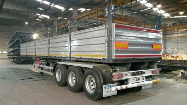 General Cargo Semi Trailer