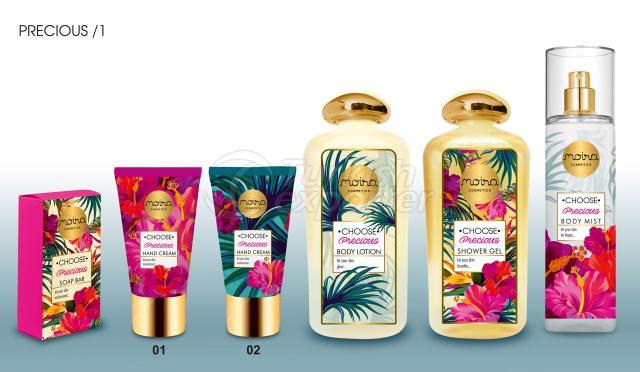 Choose Life bath and body cosmetics