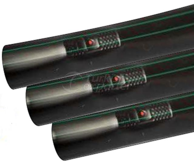 Flat Drip Irrigation Pipes