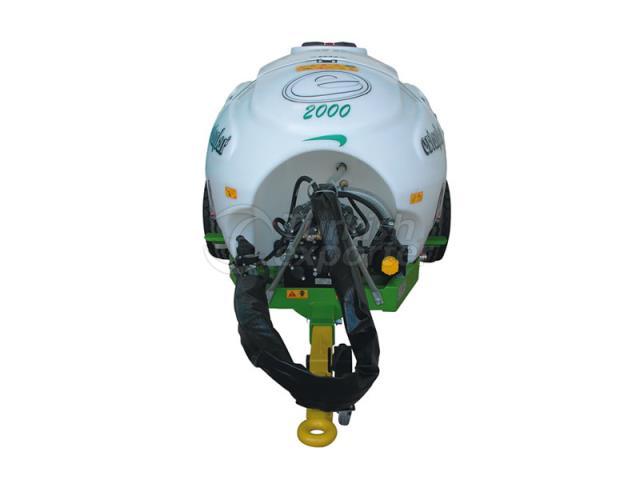 Trailed Type Turbo Atomizer