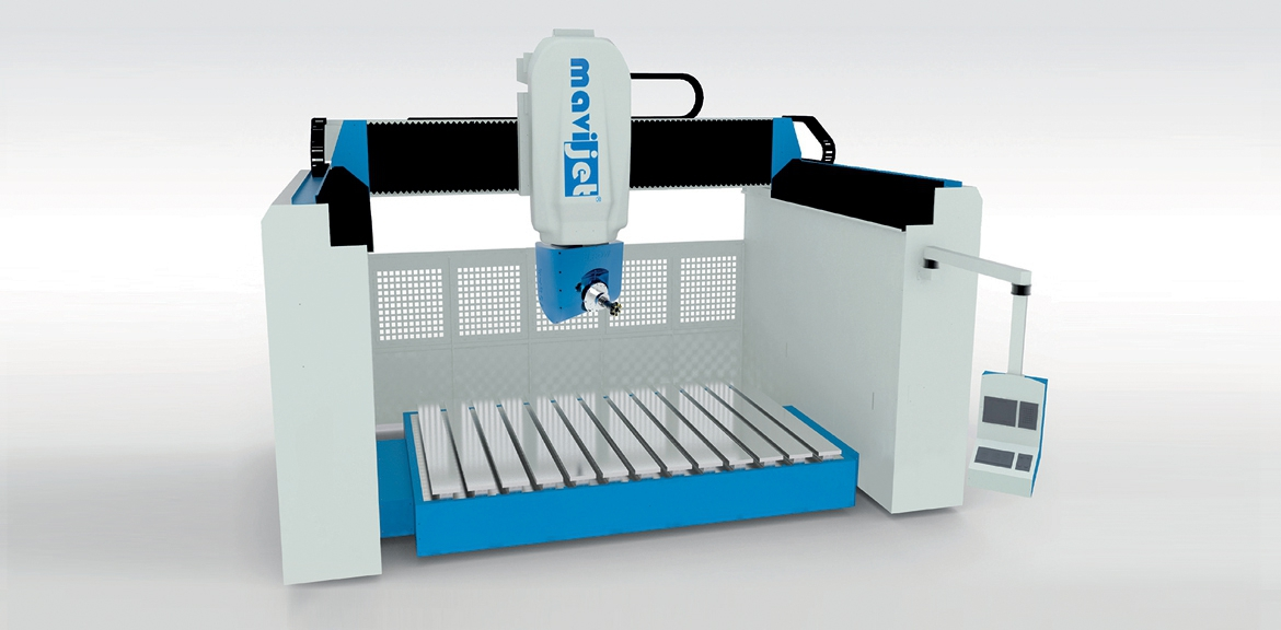 5 Axis Simultaneous Metal Processing
