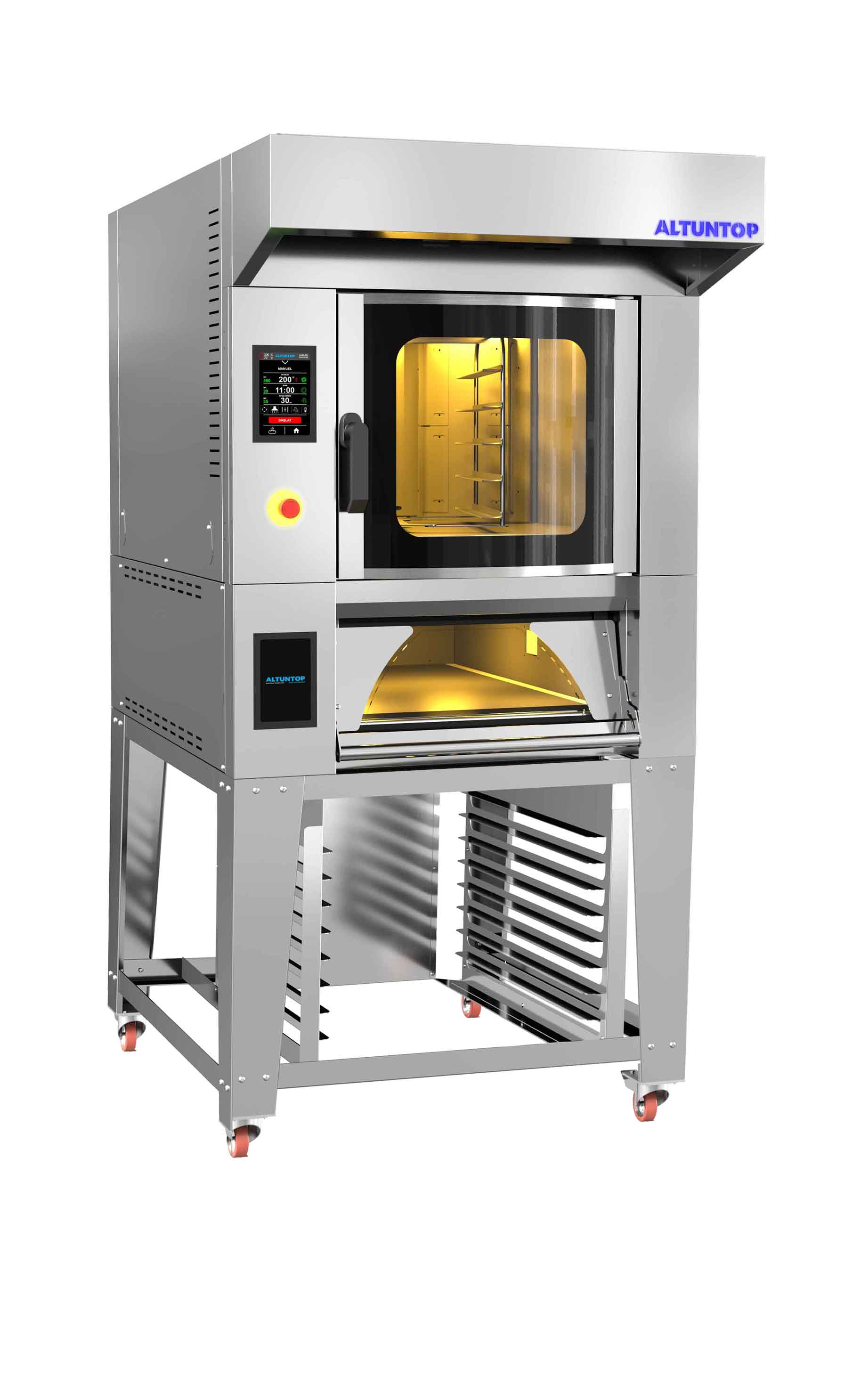 CONBACT + PASTRY OVEN