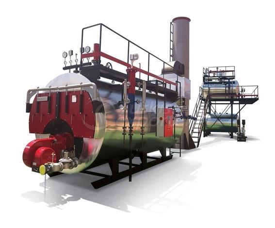 Steam Boilers - OSBK Type