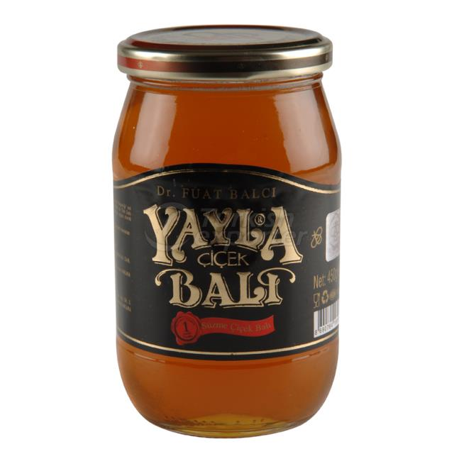 Flower Honey Yayla 450 GR