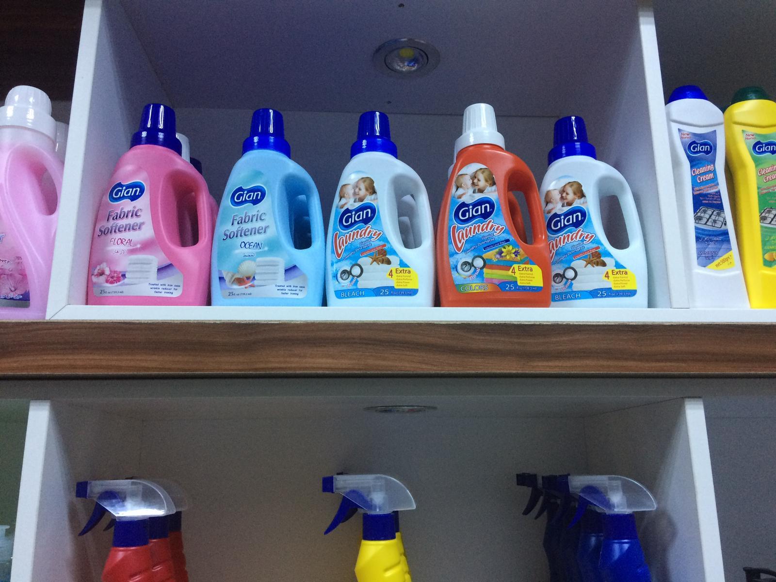 Sıvı Çamaşır Deterjanı