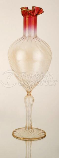 Pink Small Vase 1MEL-P032
