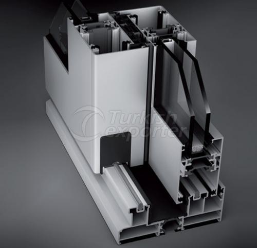 45T Aluminum Sliding Systems
