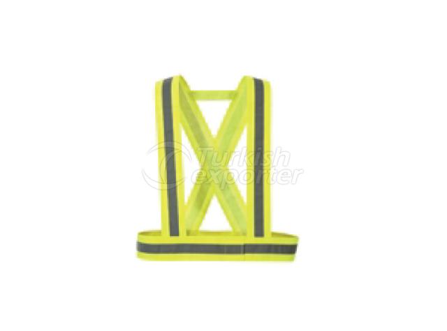 Work Vest and Straps 1004