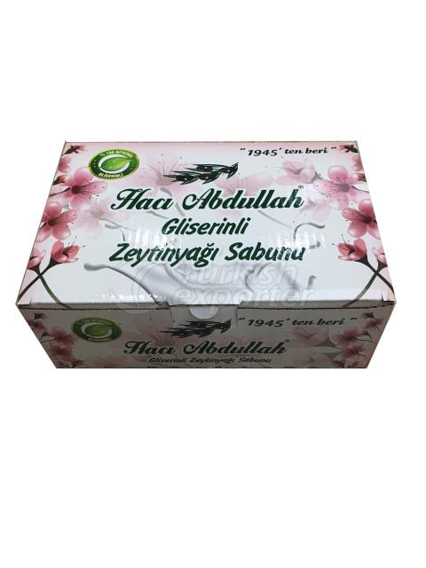 Haci Abdullah Glycerine Soap