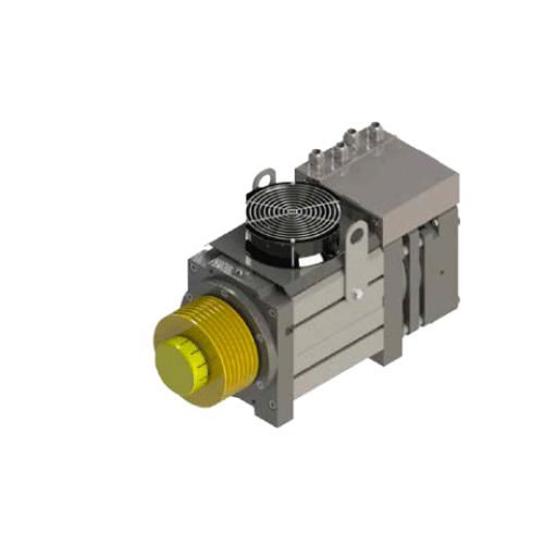 Gearless Machine G-180 T6