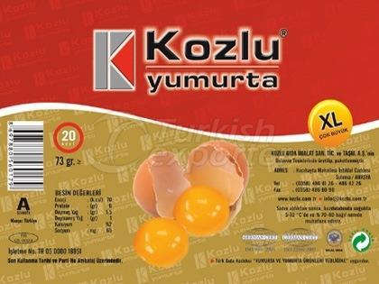 بيض جمبو 20 قطع