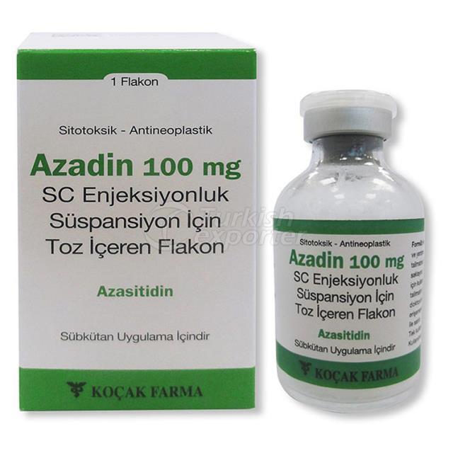 AZADIN 100 MG -1- VIAL