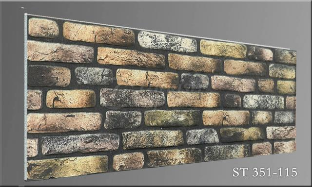 Wall Panel Strotex Brick 351-115