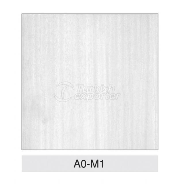 Aplicaciones de techo suspendido A0-M1