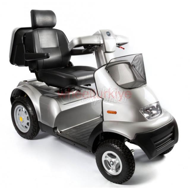 Power Wheelchairs BREEZE S4