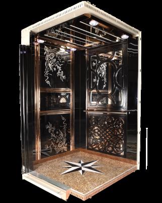 Elevator Cabin AKF-1150