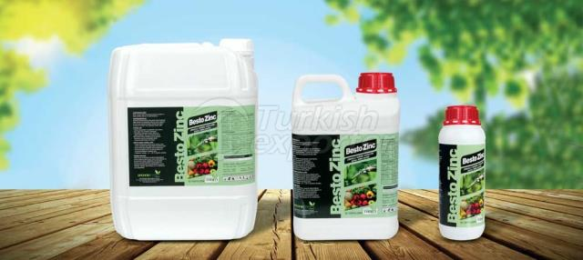 Liquid Fertilizers - BESTO – ZINC