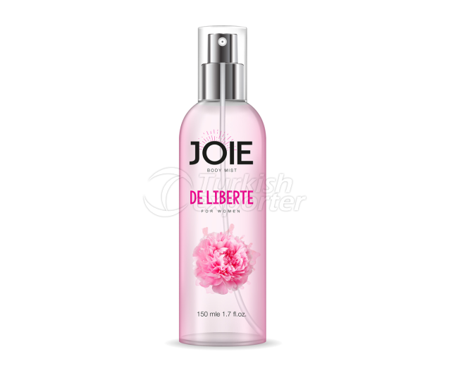 JD3 De Liberte For Women Body Mist