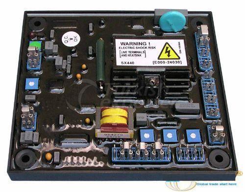 Tarjeta Stamford SX440 AVR