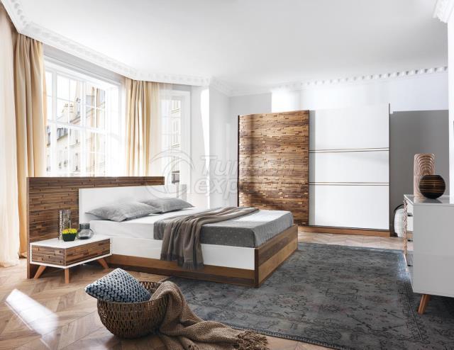 Chambre à coucher Suite Jenga
