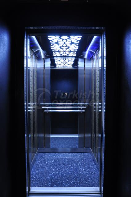 Cabina elevadora Yukselis - Turna