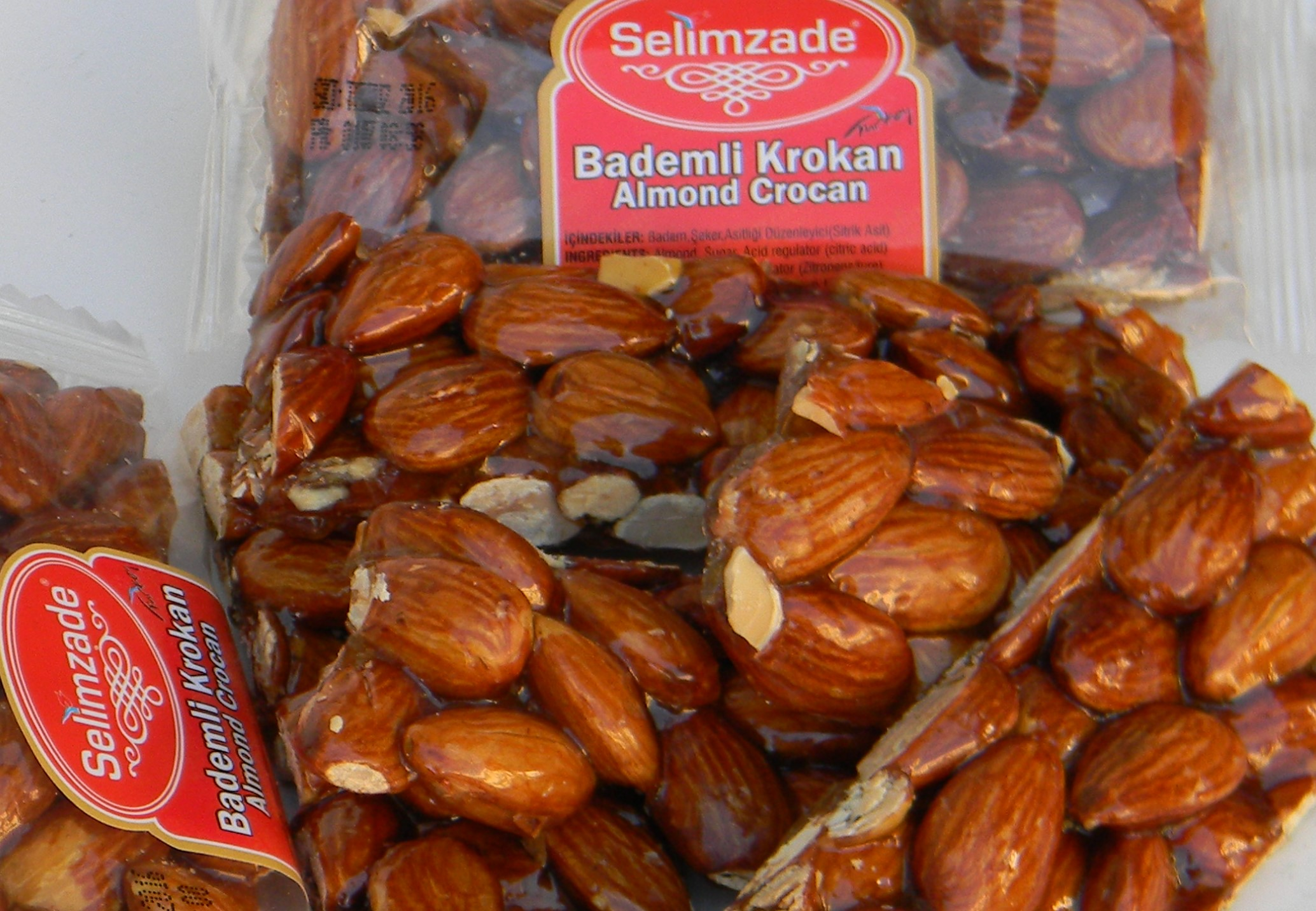 Croquant With Almond