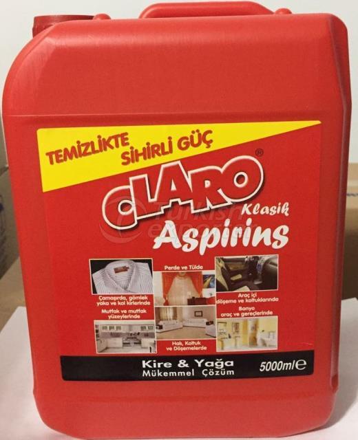 Claro Aspirins Multipurpose Cleaner Classic 5000ml