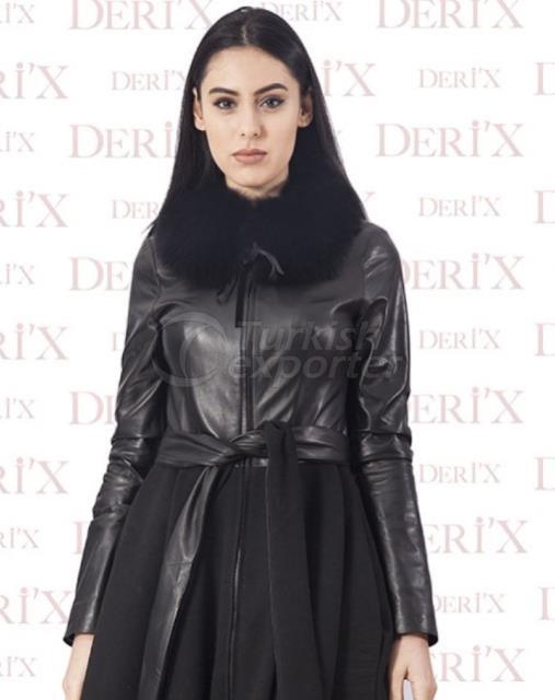 Leather Jackets B-942 Black