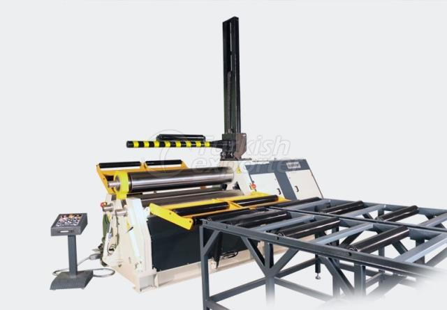 3 Rolls Plate Bending Machine - 3R HSS